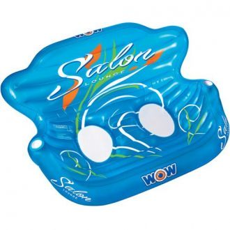 Fotel dmuchany do wody i basenu WOW DOUBLE SALON LOUNGE