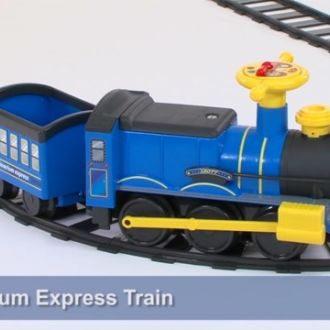Express Train for Kids with 6V akku