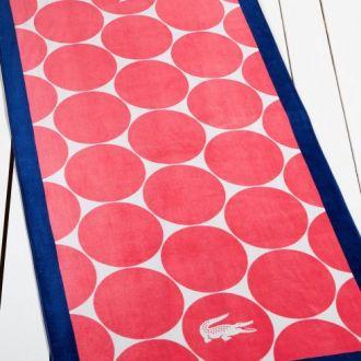 Ręcznik plażowy LACOSTE Riviera