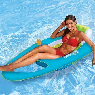 Leżak materac dmuchany do wody i basenu SwimWays