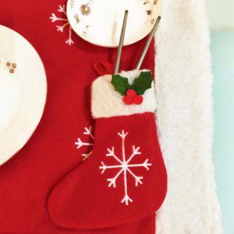 Mata podkładka Świąteczna Na Stół Święta Boże Narodzenie