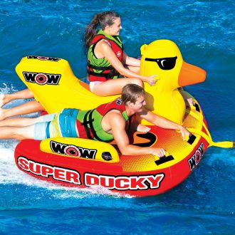 WOW Super Ducky 3P towable