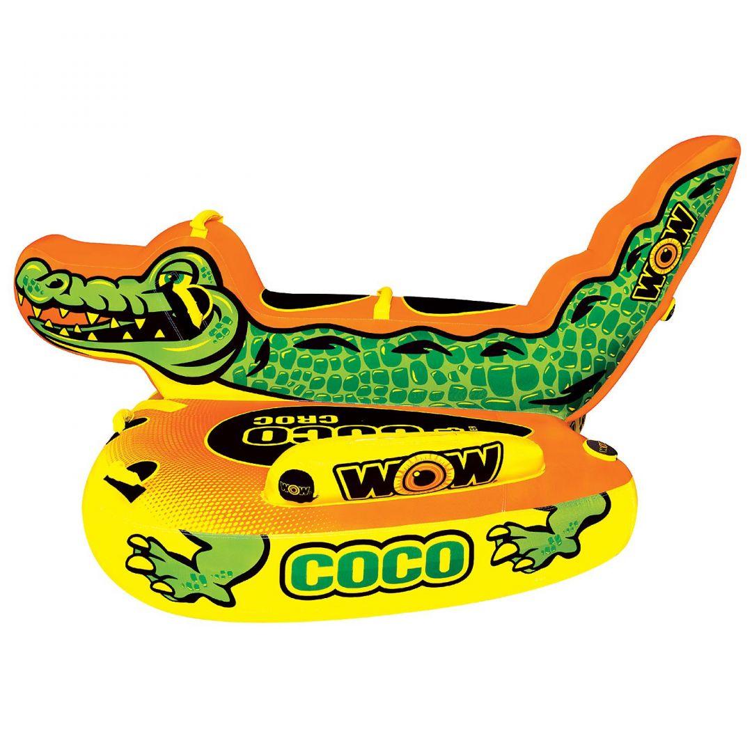 Koło tuba banan do holowania WOW Krokodyl 4P