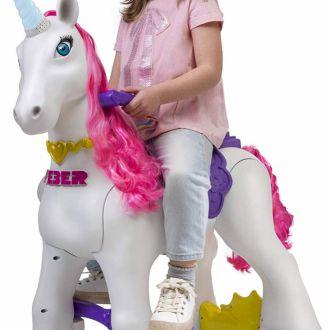 Jednorożec Interaktywny My Lovely Unicorn 12V jeździk elektryczny